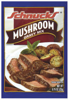 Schnucks Mushroom Gravy Mix .75 Oz Pouch
