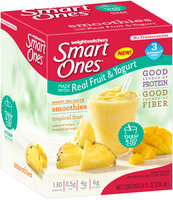 Weight Watchers Smart Ones® Smart Delights Tropical Fruit Smoothies 8 fl. oz. Box
