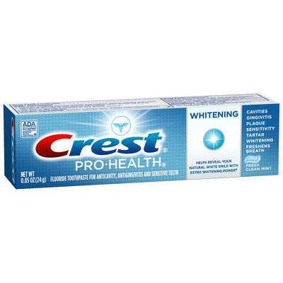Crest Pro-Health Whitening Fresh Clean Mint Flavor Toothpaste
