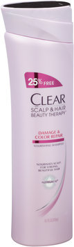Clear Scalp & Hair Beauty Therapy™ Damage & Color Repair Nourishing Shampoo 16.1 fl. oz. Bottle