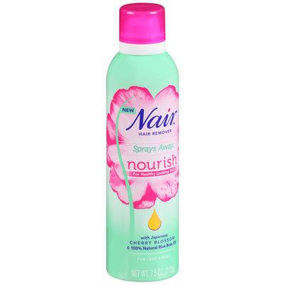 Nair™ Sprays Away™ Nourish Hair Remover 7.5 oz. Aerosol Can