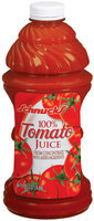 Schnucks 100% from Concentrate W/Added Ingredients Tomato Juice 64 Fl Oz Plastic Bottle