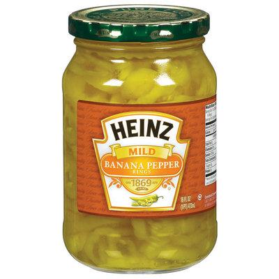 Heinz®  Mild  Banana Pepper Rings