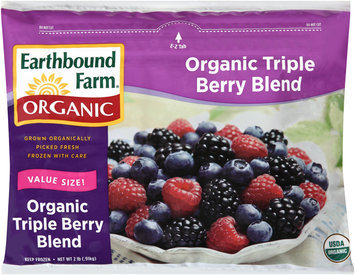 Earthbound Farm® Organic Triple Berry Blend 2 lb. Package