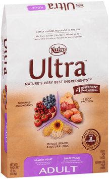 Nutro® Ultra™ Adult Dog Food 15 lb. Bag