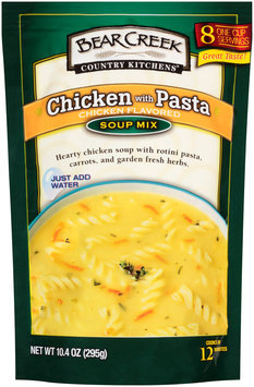 Bear Creek Country Kitchens® Chicken with Pasta Soup Mix 10.4 oz. Pouch