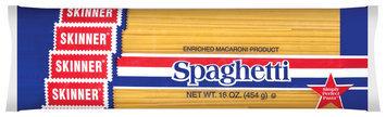 Skinner  Spaghetti 16 Oz Bag