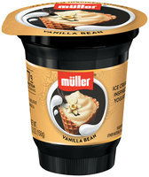 Muller® Vanilla Bean Ice Cream Inspired Yogurt