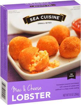 Sea Cuisine® Small Bites Mac & Cheese Lobster 10 oz. Box