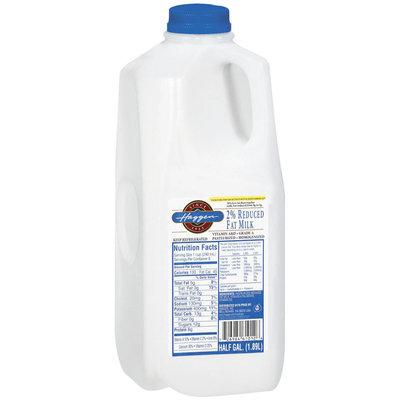 Haggen 2% Reduced Fat Vitamin A & D Milk .5 Gal Jug
