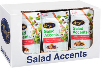 Marzetti® Salad Accents® Cherry Walnut Crunch Salad Topping 4 oz. Bag