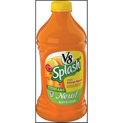V8 Splash® Citrus Punch Juice