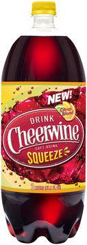 Cheerwine Squeeze® Citrus Blend Soft Drink 67.6 fl. oz.
