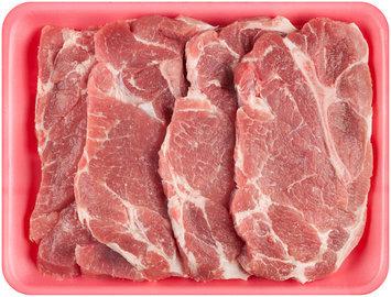 Tyson Pork Shoulder Butt Blade Steaks