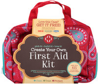 Red Cross Create Your Own First Aid kit