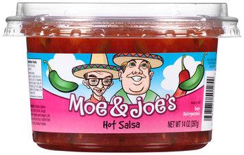 Moe & Joe's™ Hot Salsa 14 oz. Tub