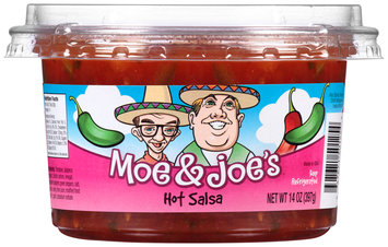 Moe & Joe's™ Hot Salsa