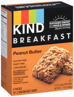 KIND® Peanut Butter Breakfast Bars 4-2 ct Packs
