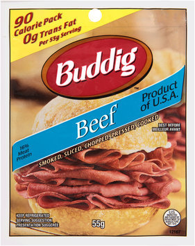 Buddig™ Beef 55g Packet