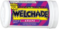 Welch's® Frozen Grape Juice Drink Welchade Juice Concentrate