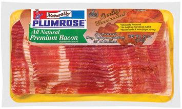 Plumrose Premium All Natural Hardwood Smoked Bacon