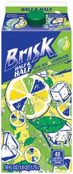 Brisk® Iced Tea And Lemonade Juice Drink 59 fl. oz. Carton