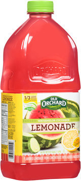 Old Orchard® Watermelon Cucumber Lemonade 64 fl. oz. Bottle