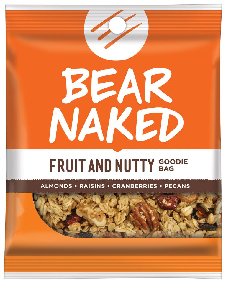 Bear Naked Fruit & Nutty Goodie Bag Granola