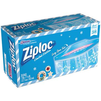 Ziploc® Quart Freeze Bags