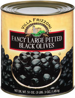 Villa Frizzoni™ Fancy Pitted Black Olives