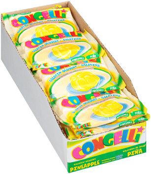 Congelli® Pineapple Water Based Gelatin Dessert 24-6 oz. Bags