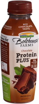 Bolthouse® Farms Protein Plus™ Chocolate Protein Shake 11 fl. oz. Bottle