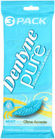 Dentyne Pure™ Mint with Citrus Accents Sugar Free Gum 3-9 Piece Packs