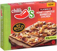 Chili's® Honey Chipotle Barbecue Chicken Flatbread 6.25 oz. Box