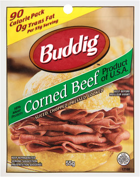 Buddig™ Corned Beef 55g Packet