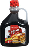 Schnucks Original Syrup 24 Oz Plastic Bottle