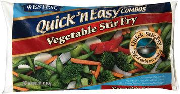 Westpac®  Quick 'n Easy Combos™ Vegetable Stir Fry 16 oz. Bag