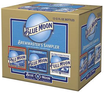 Blue Moon 12 Oz Variety Pack Brewmaster's Sampler 12 Pk Glass Bottles