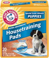 ARM & HAMMER™ Ultra Absorbent Puppy Pads