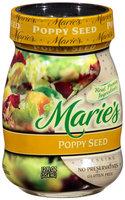 Marie's Poppy Seed Dressing, 12 fl oz, jar