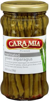 Cara Mia® Marinated Green Asparagus 10 oz. Jar