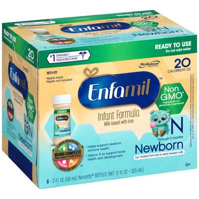 Enfamil™ Newborn Infant Formula 6-2 fl. oz. Bottles
