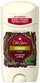 Old Spice® Fresher Collection™ Timber® with Mint Anti-Perspirant/Deodorant 2.6 oz. Stick