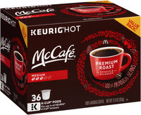 McCafe® Premium Roast Coffee K-Cup®