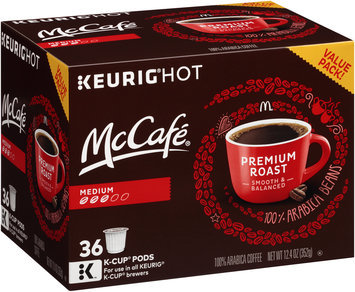 McCafe® Premium Roast Coffee K-Cup®