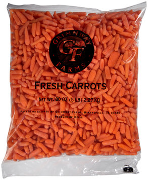 Grimmway Farms® Cut and Peeled Baby Carrot Bites 4-5 lb. Bags