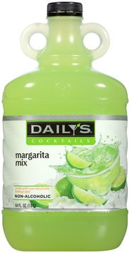Daily's® Cocktails Non-Alcoholic Margarita Mix 64 fl. oz. Jug