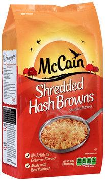 mccain™ shredded hash browns potatoes