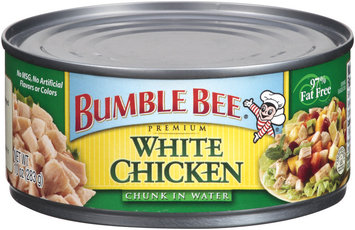Bumble Bee White Chunk In Water Chicken 10 Oz Can