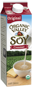 Organic Valley® Original Soy Creamer 1 qt. Carton